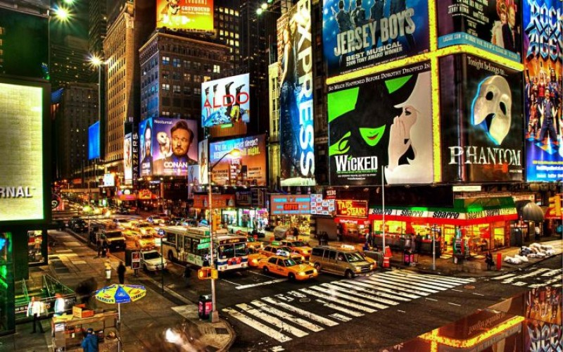 Top 15 Tourist Attractions in New York City