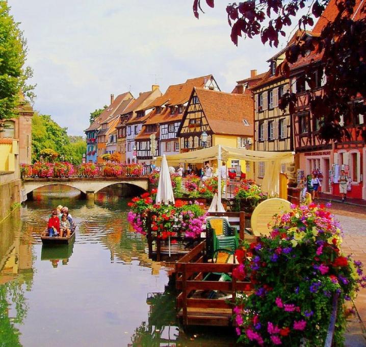 Colmar village