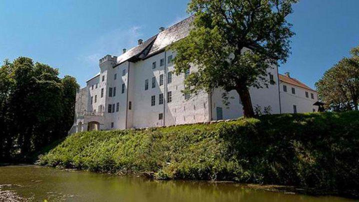popular haunted Castle