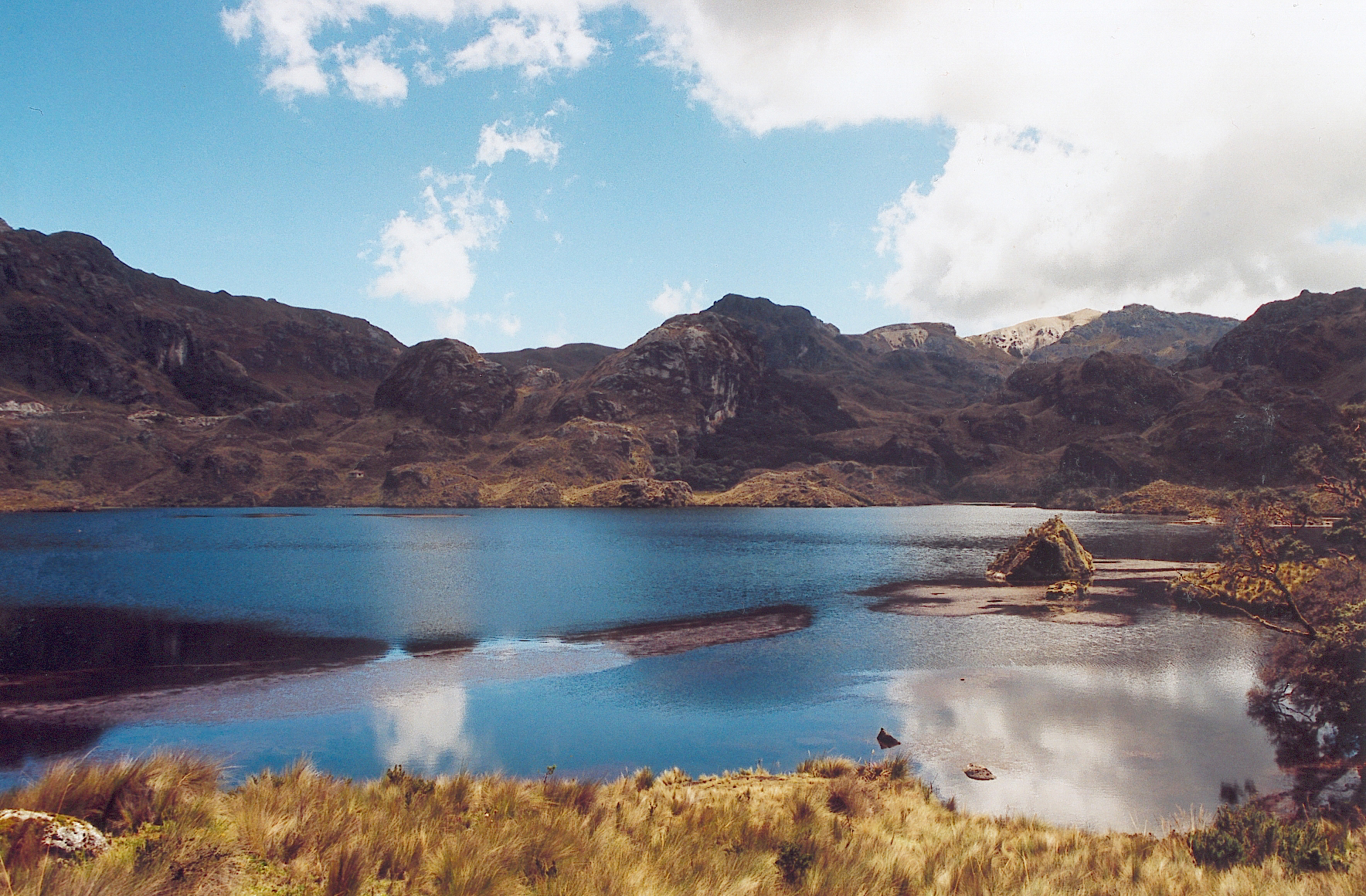 bio diversity and natural beauty in Ecuador