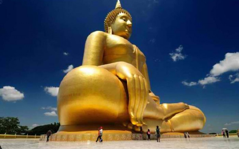 Top 15 Tallest Statues in the World