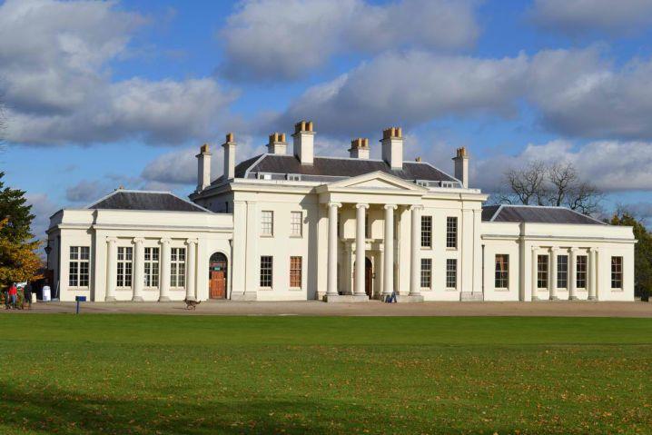 neo-classical villa