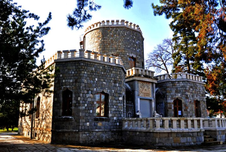 scariest castles in the world