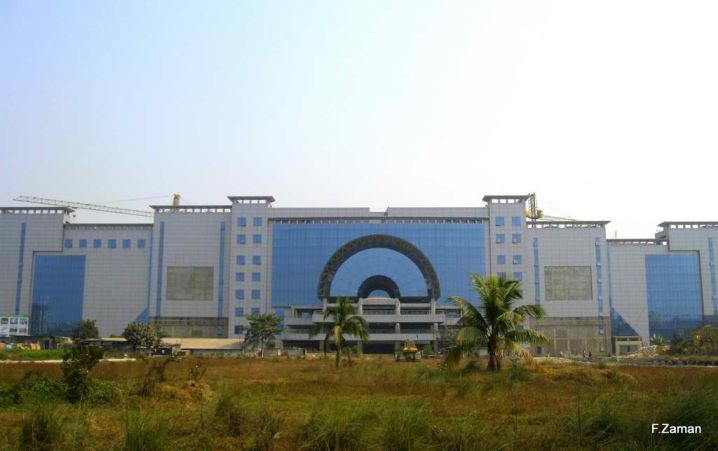 largest shopping mall in South Asia