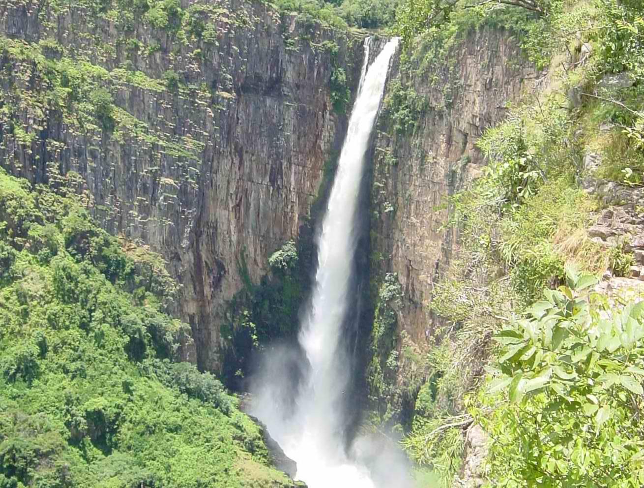 50 Breathtaking Waterfalls