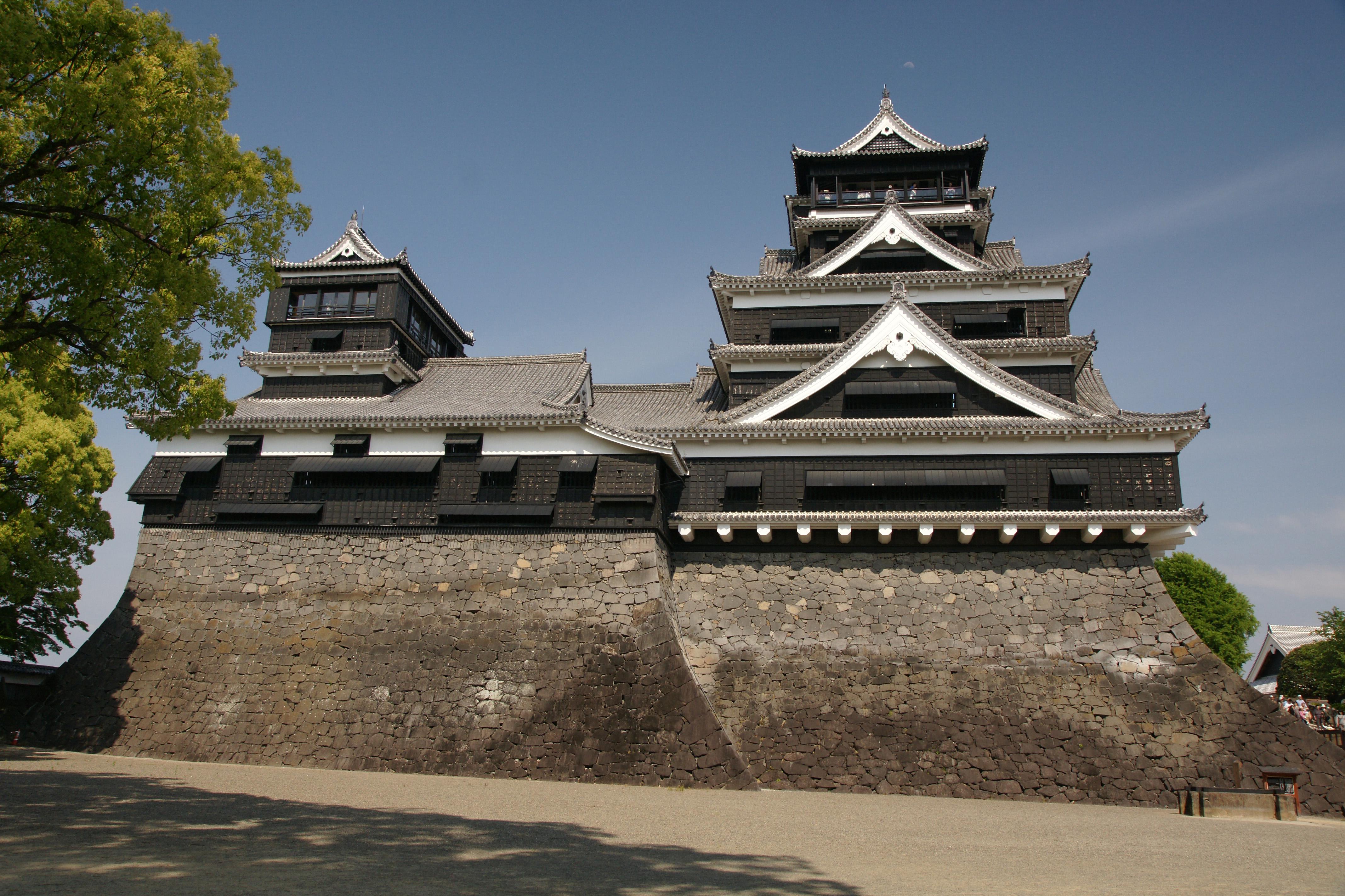 Most impressive Japan castle