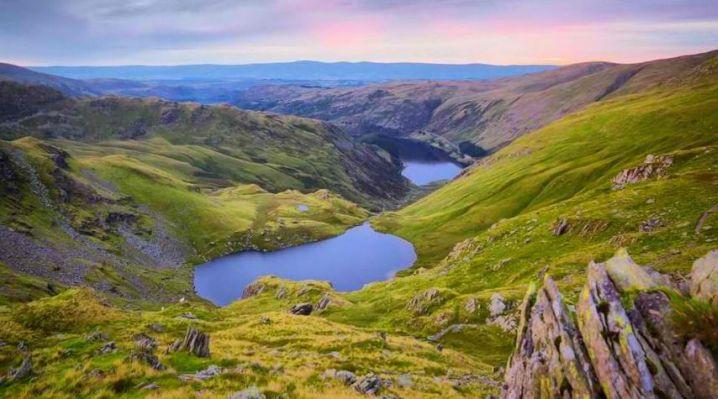 Englands largest National Park