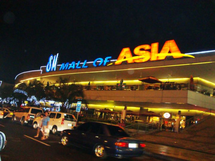 biggest mall in the Philippines