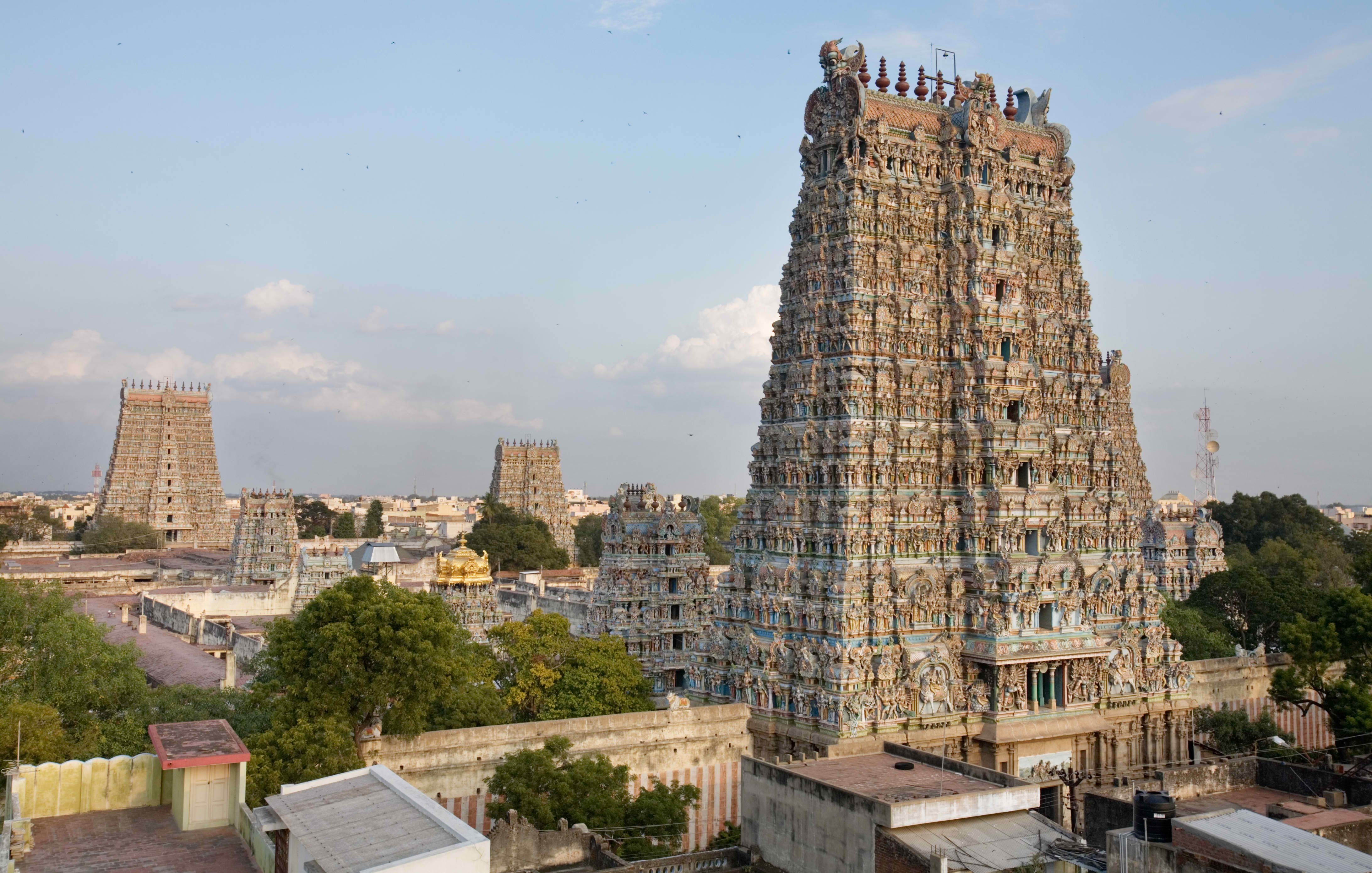 World's Top 20 Largest Temples