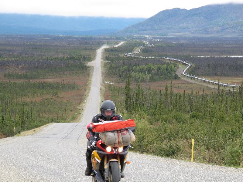 Longest motorable road