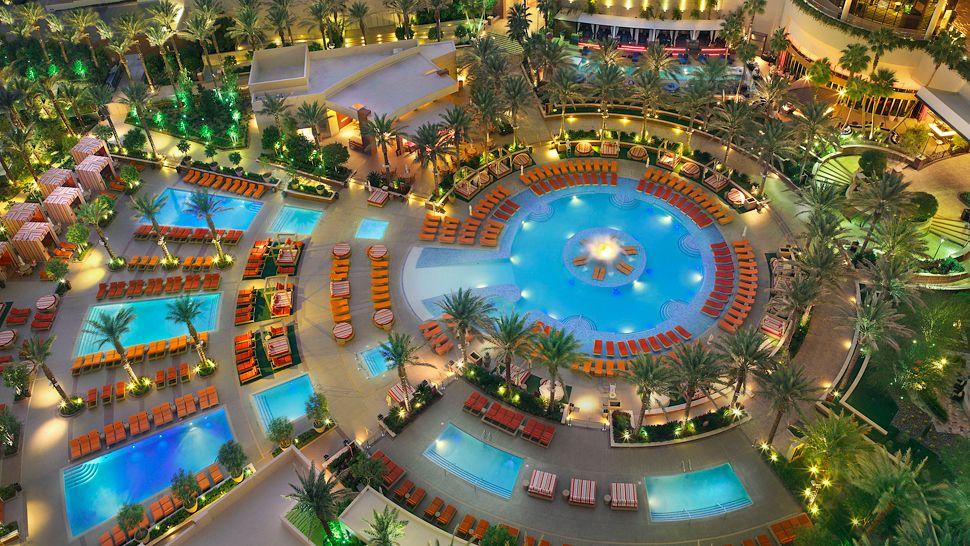 Best 15 Hotels In Las Vegas