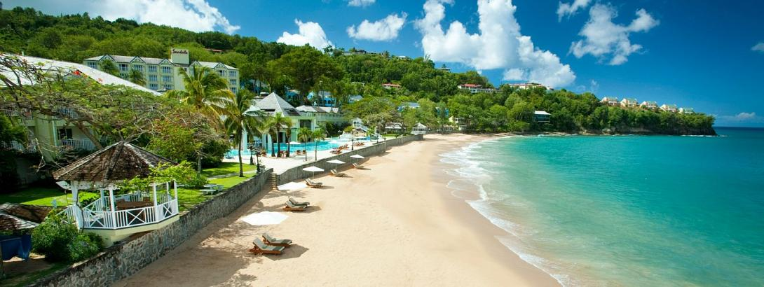 Resorts in St. Lucia