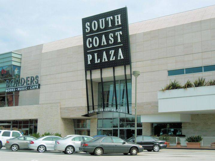 largest mall in the west coast