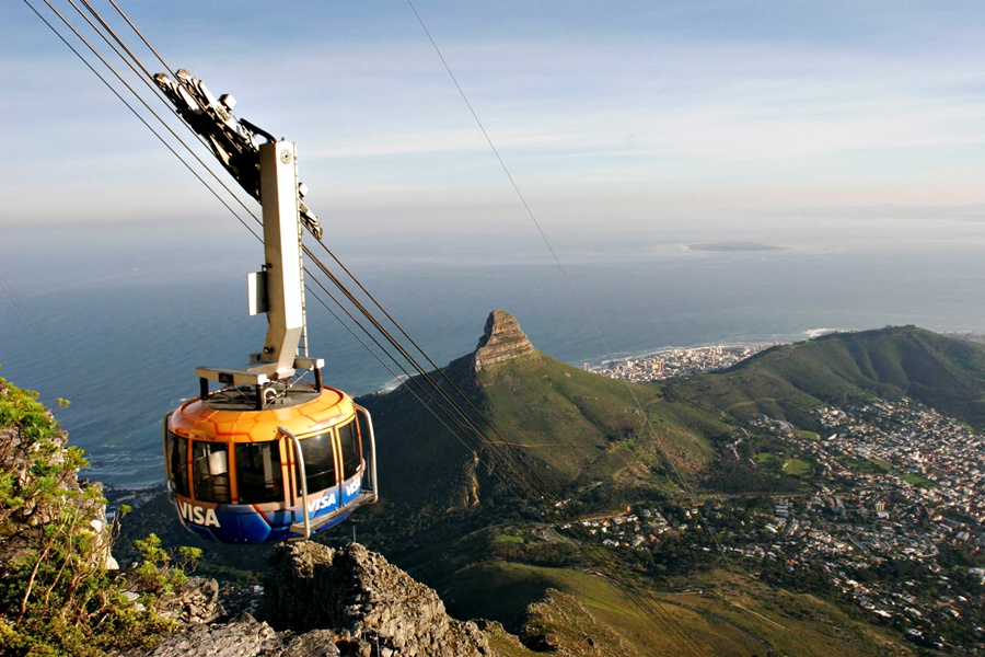 How To Get To Table Mountain Cable Car