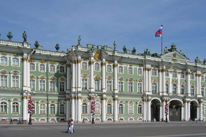 Top 18 Incredible Palaces