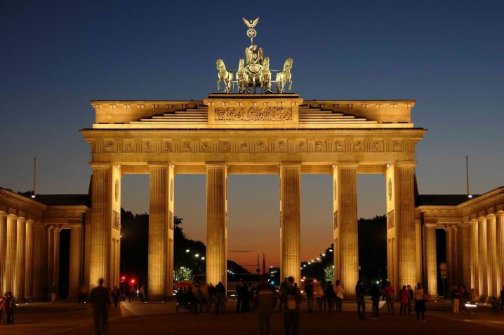 famous attraction in Berlin