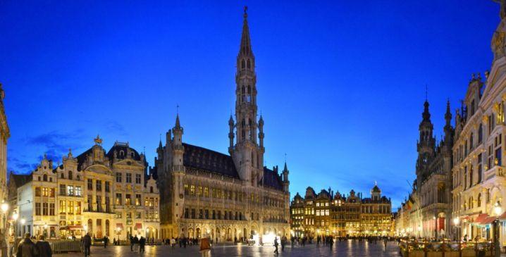 finest civic buildings in Belgium