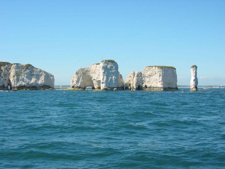 Old Harry's Rock, Dorset, England