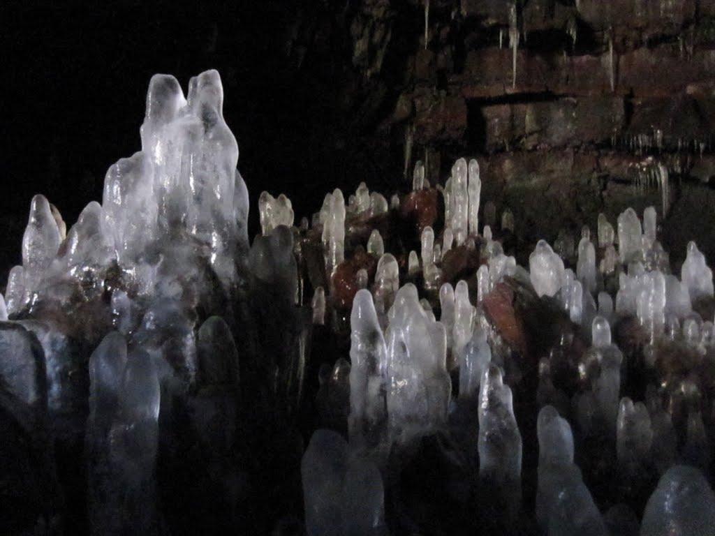lava-tube cavern