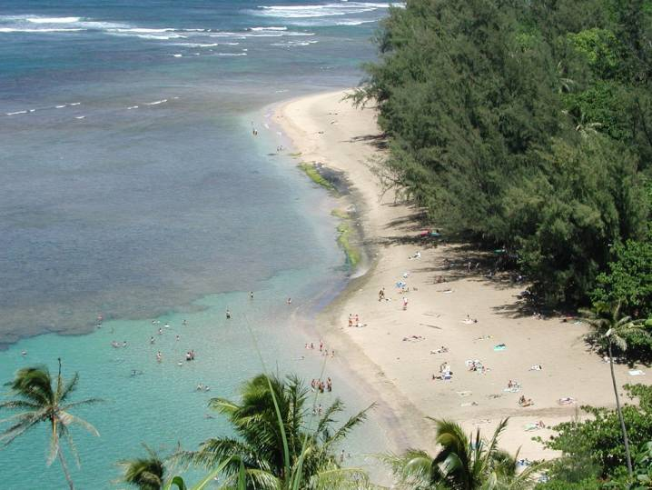 Attractions in Hawaii