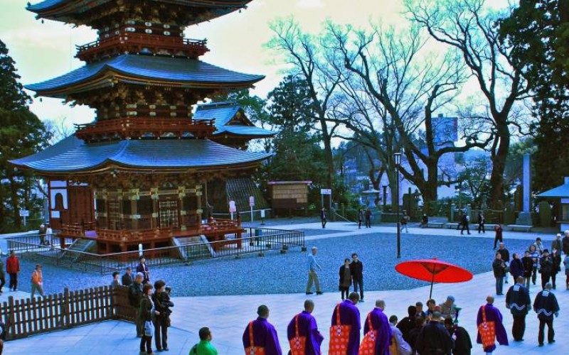 25 Best Places To Visit In Japan