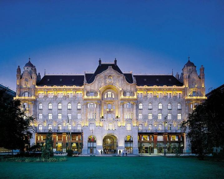 Top Luxury Hotels