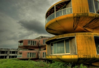 Top 50 Incredible Abandoned Places In The World [Part 1]