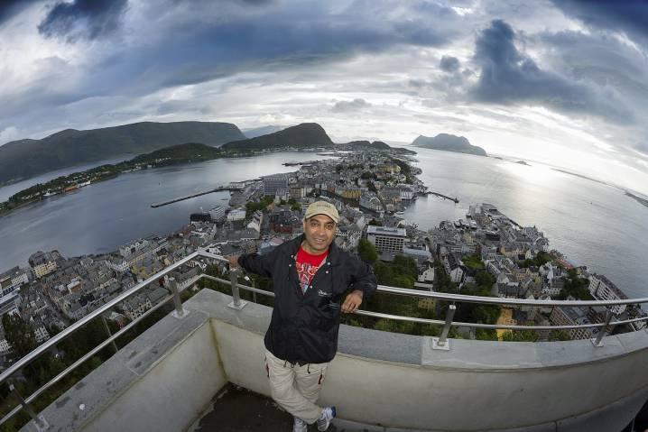 Fjellstua View Point