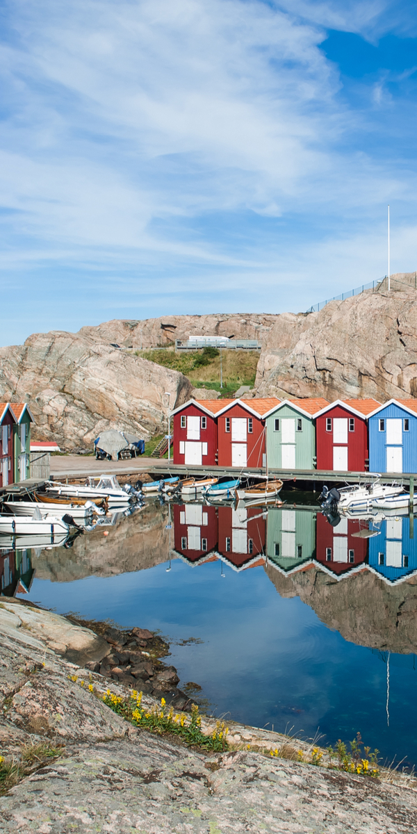 beautiful places in Bohuslän